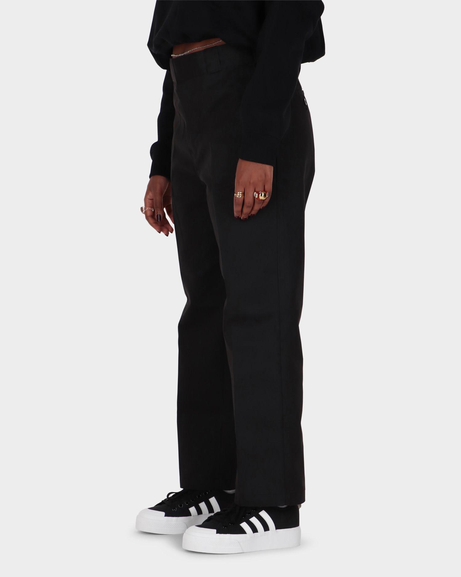 Dickies Original 874 W Cropped Pant Black