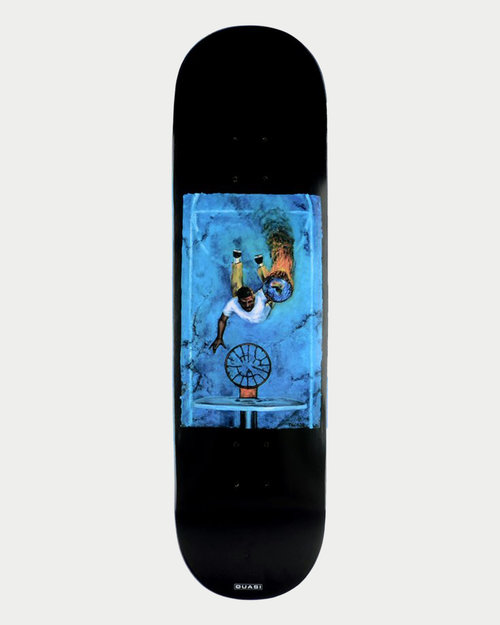 Quasi Quasi Skateboarding JH Game Black 8.5