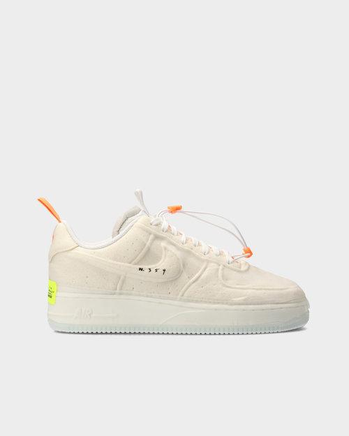Nike Nike Air Force 1 Experimental White/sail-atomic orange-black