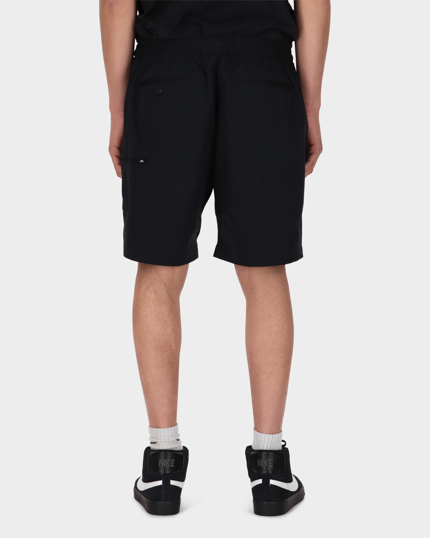 Nike SB Pull On Chino Shorts Grey