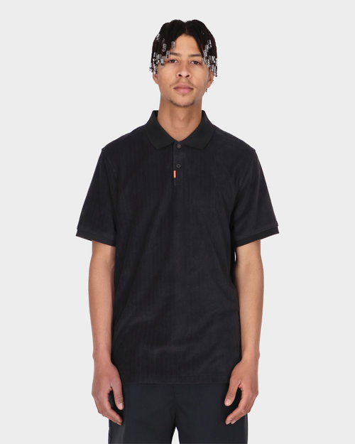 Nike Nike SB Terry Polo Shirt Black