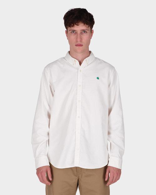 Carhartt Carhartt Madison Cord Shirt Wax/Kingston