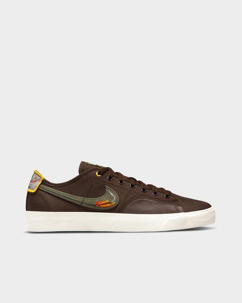 Nike Nike sb blzr court dvdl Baroque brown/medium olive-light bone