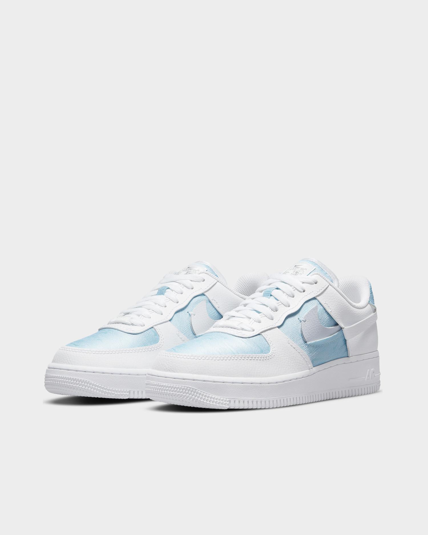 Nike Wmns nike af1 lxx Glacier blue/white-black