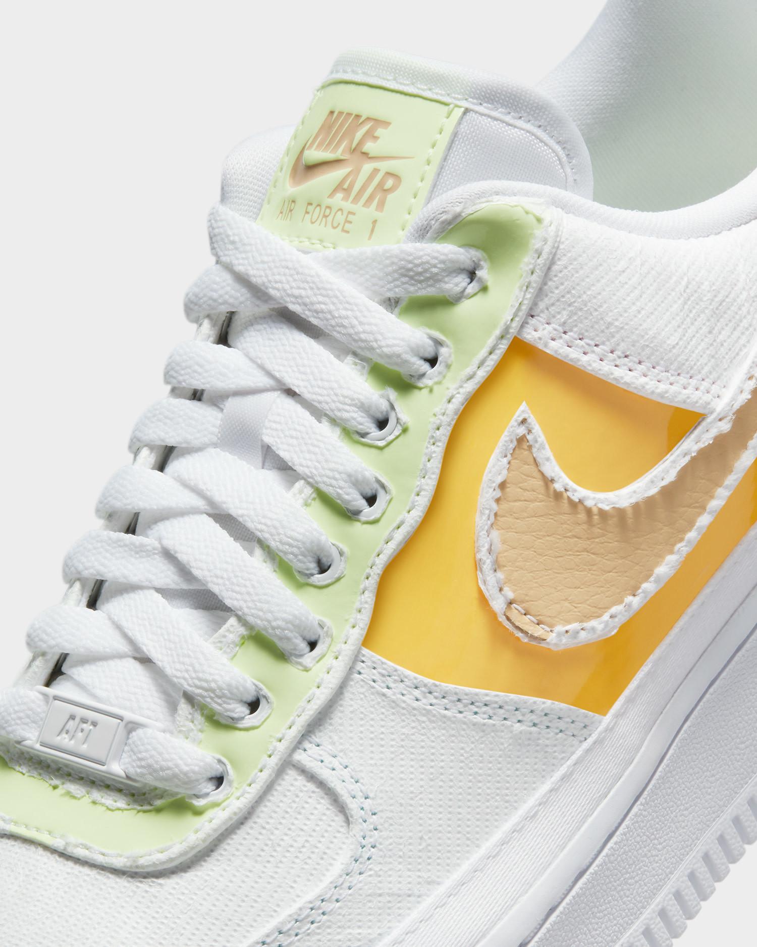 Nike Wmns air force 1 '07 prm Arctic punch/sesame-purple pulse