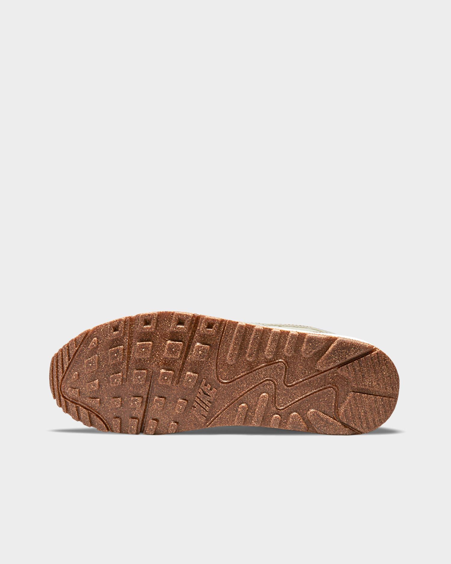 Nike air max 90 se Coconut milk/wheat-obsidian-white