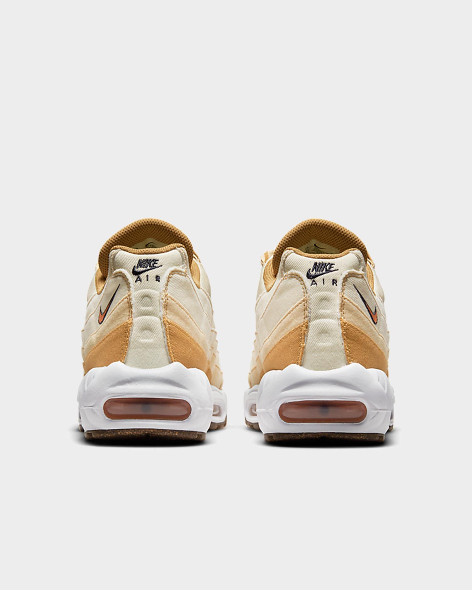 Nike air max 95 se Coconut milk/sienna-sesame-wheat