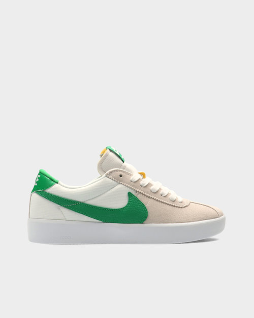 Nike Nike Sb Bruin React White/Lucky Green