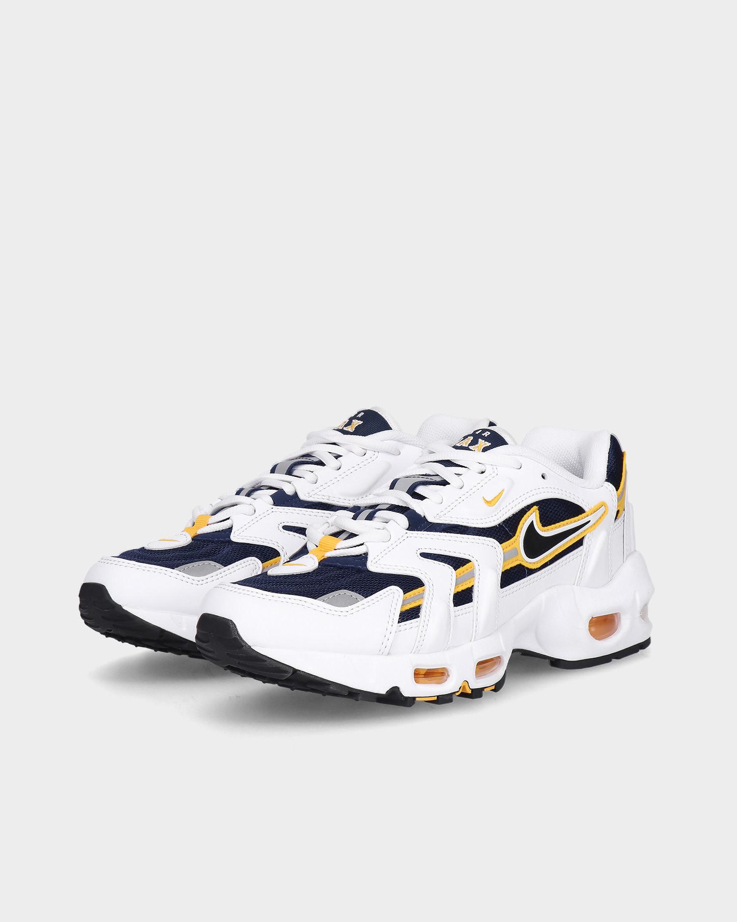 Nike air max 96 ii White/black-midnight navy