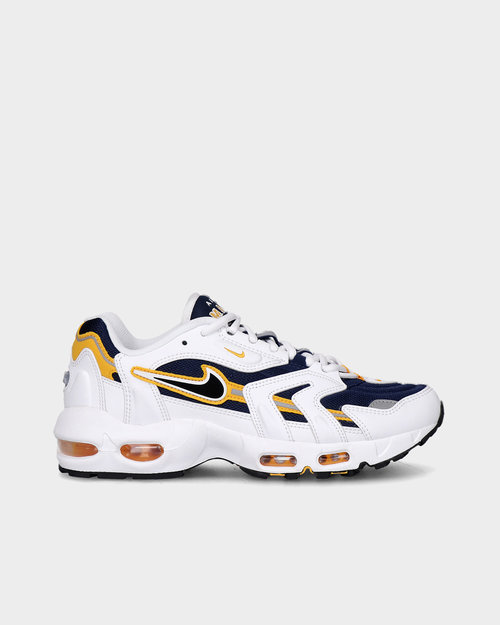 Nike Nike air max 96 ii White/black-midnight navy