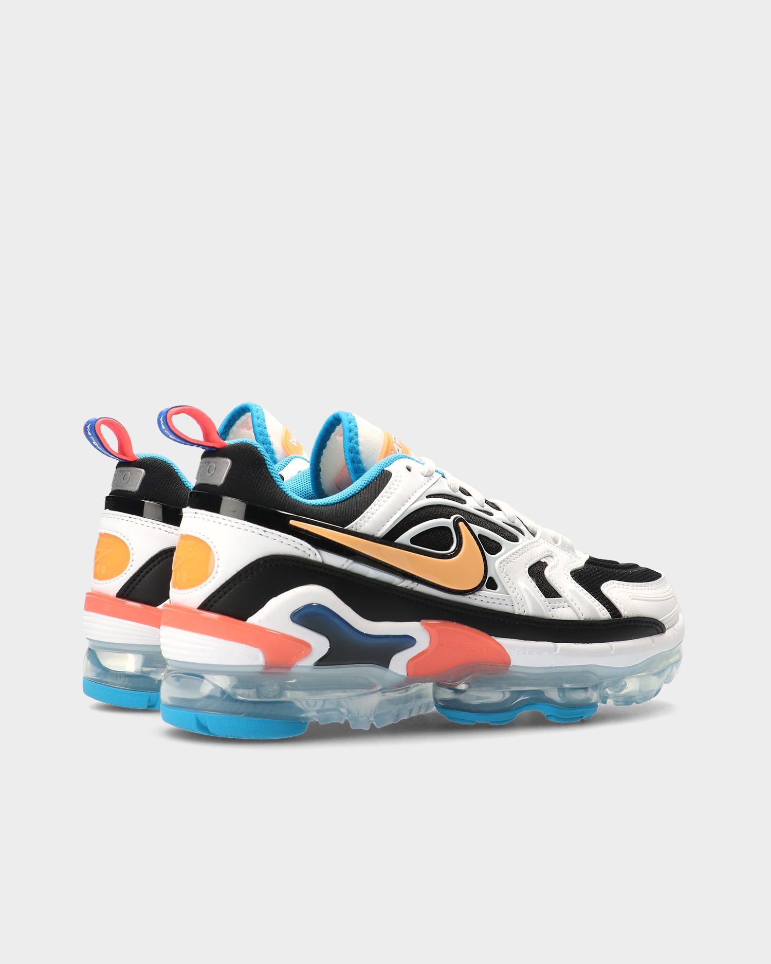 Nike W air vapormax evo Black/bright citrus-white-laser blue