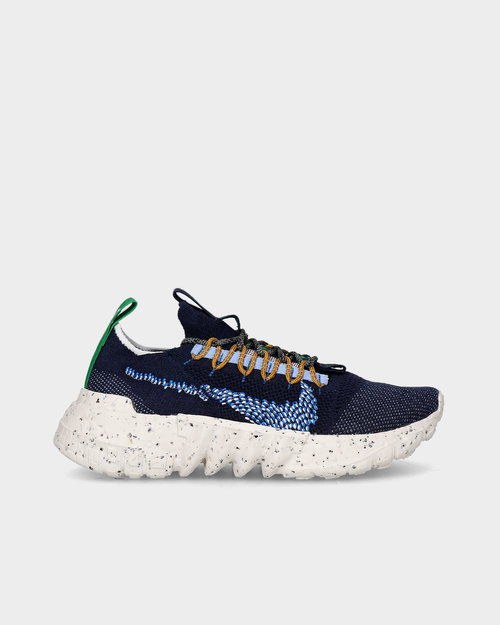 Nike Nike space hippie 01 Obsidian/signal blue-psychic blue-white
