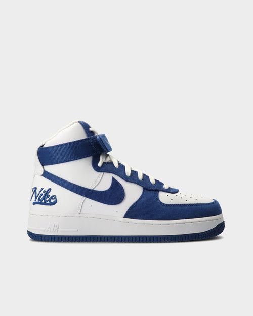 Nike Nike Air force 1 high '07 lv8 emb White/rush blue-rush blue-white