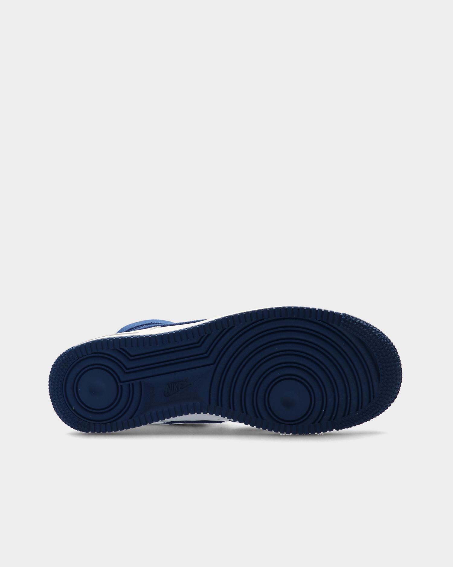 Nike Air force 1 high '07 lv8 emb White/rush blue-rush blue-white