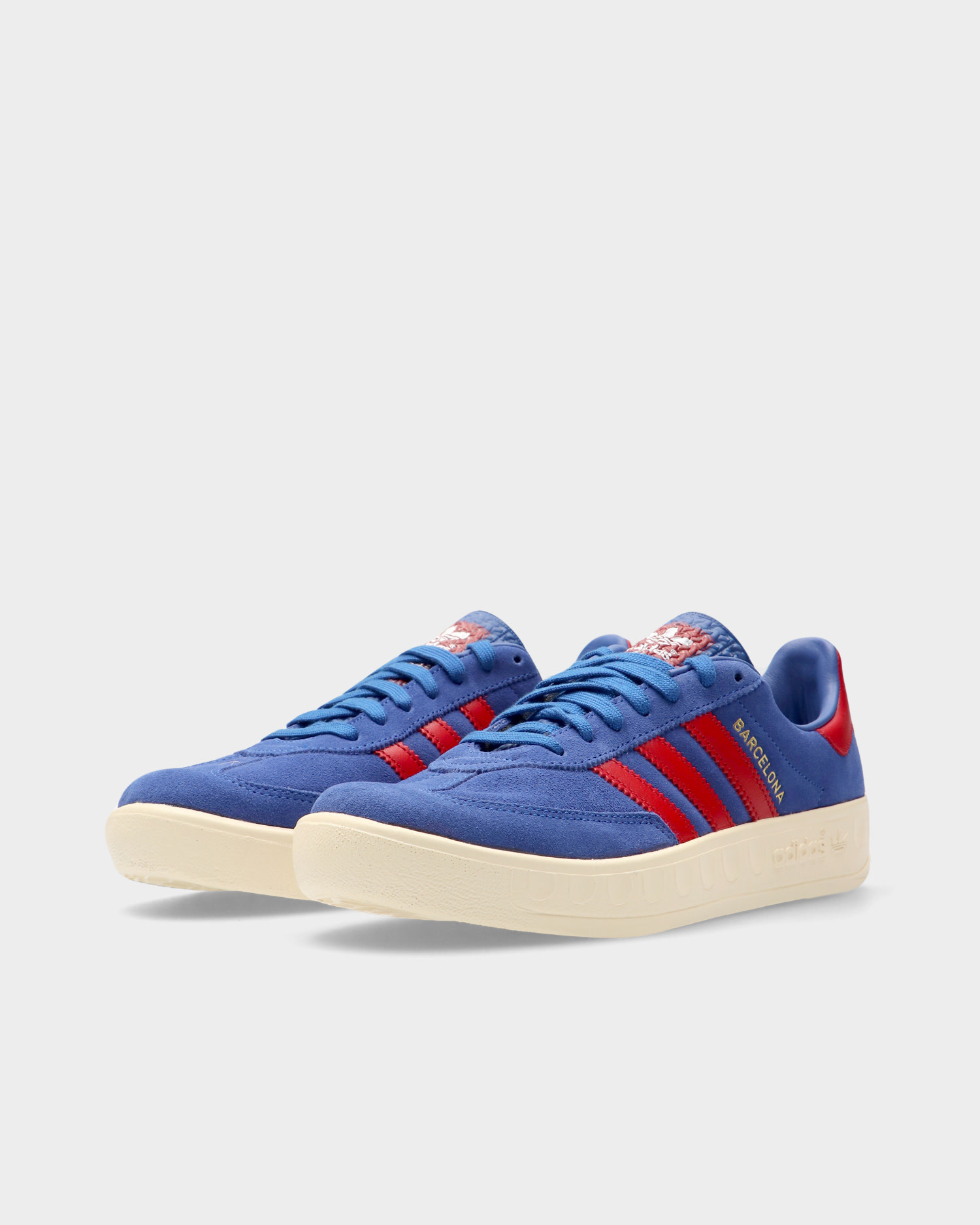 Adidas Barcelona Royal Blue/Team Power Red/Gold Metallic