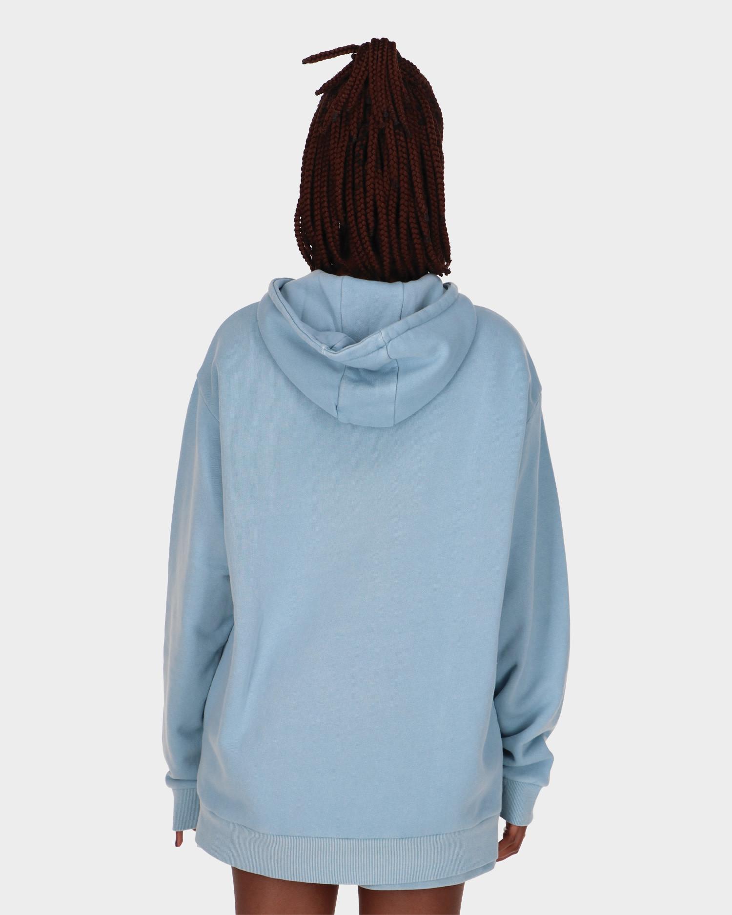 Reebok Classic Natural Dye  Long  Hoodie Meteor Grey