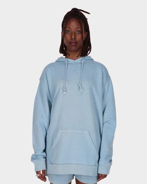 Reebok Reebok Classic Natural Dye  Long  Hoodie Meteor Grey