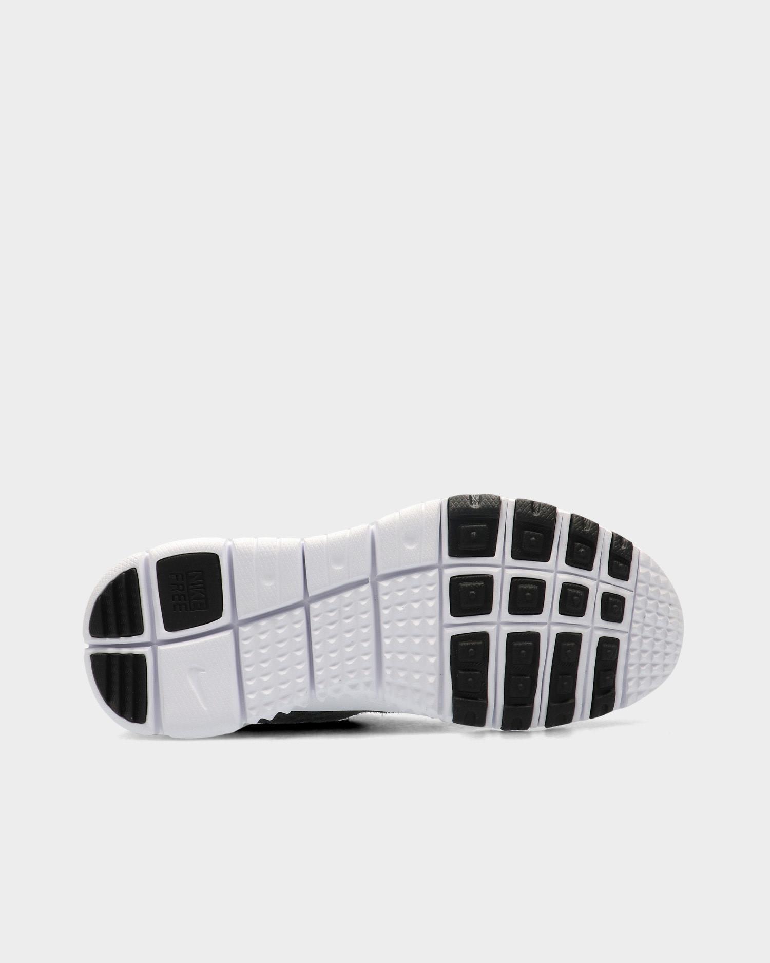 Nike free run trail Black/anthracite-white