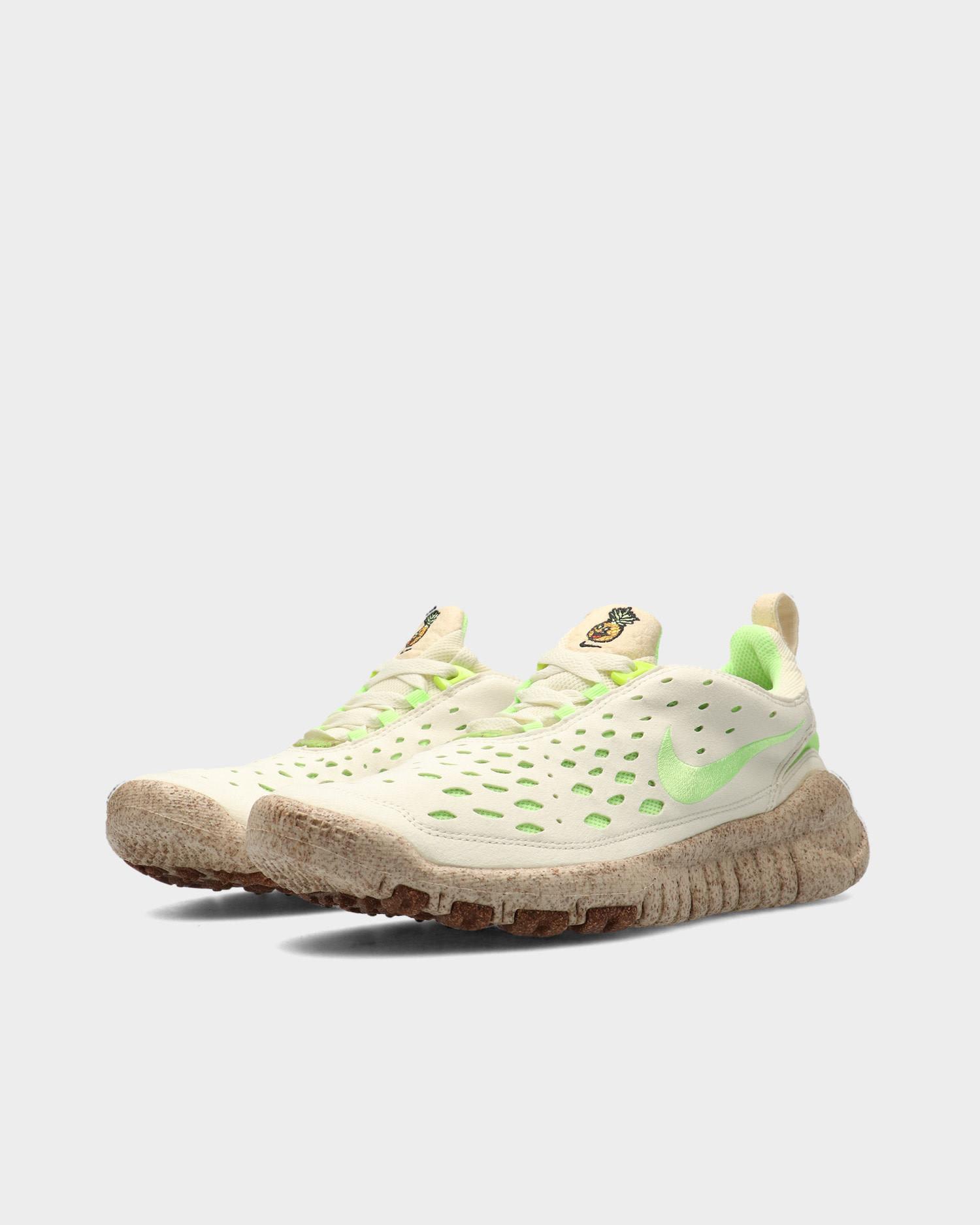 Nike Free Run Trail Neutral Grey/White-Summit White