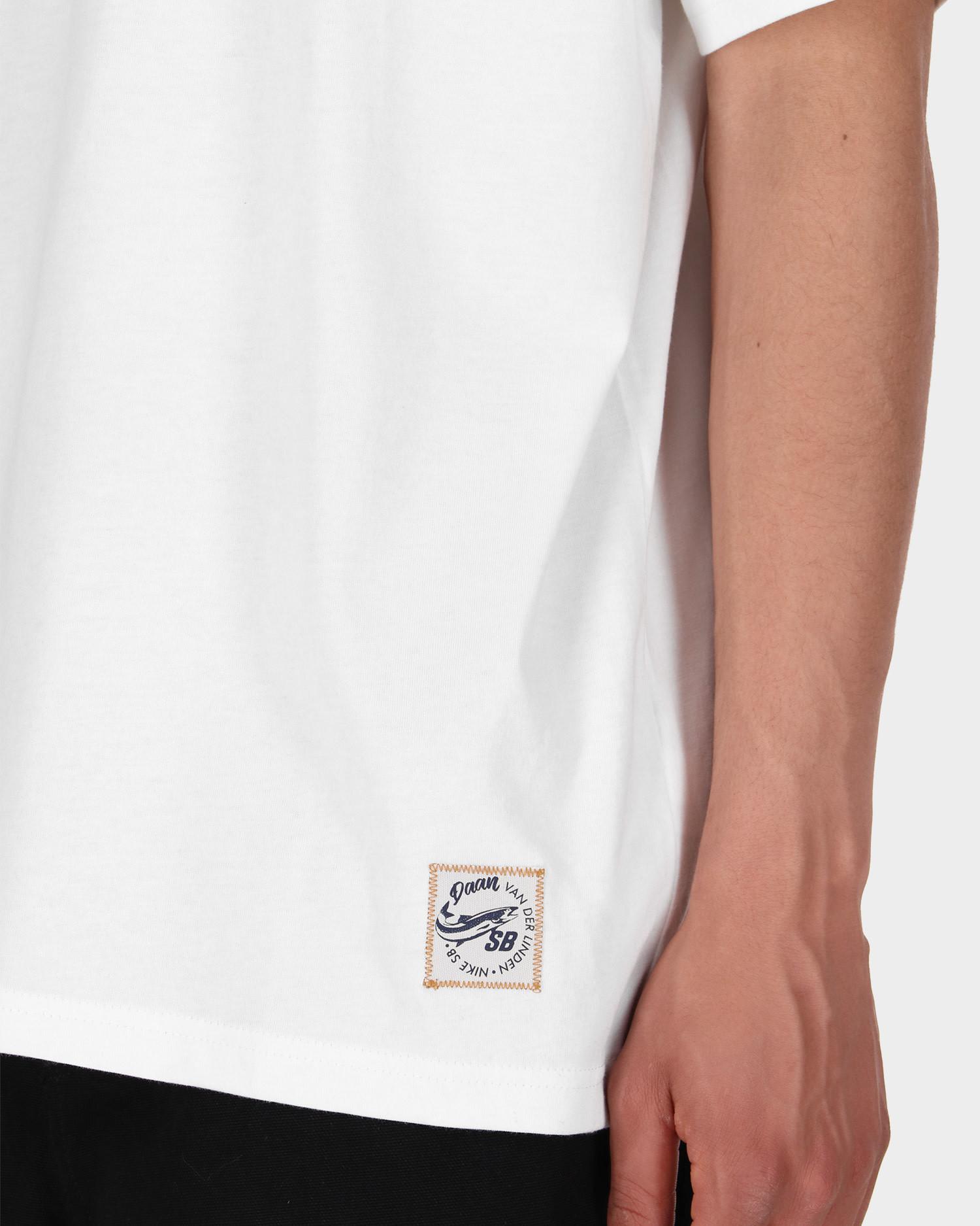 Nike SB Daan Van Der Linden T-Shirt White