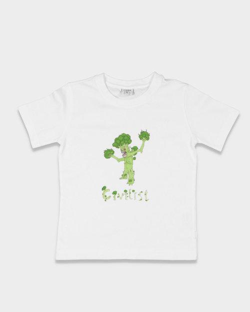 Civilist Civilist Broccoli Tee Kids White
