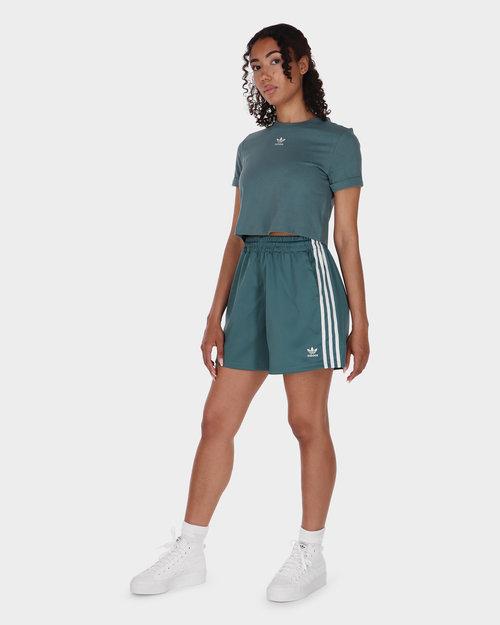 Adidas Adidas Satin Shorts Hazeme Emubru