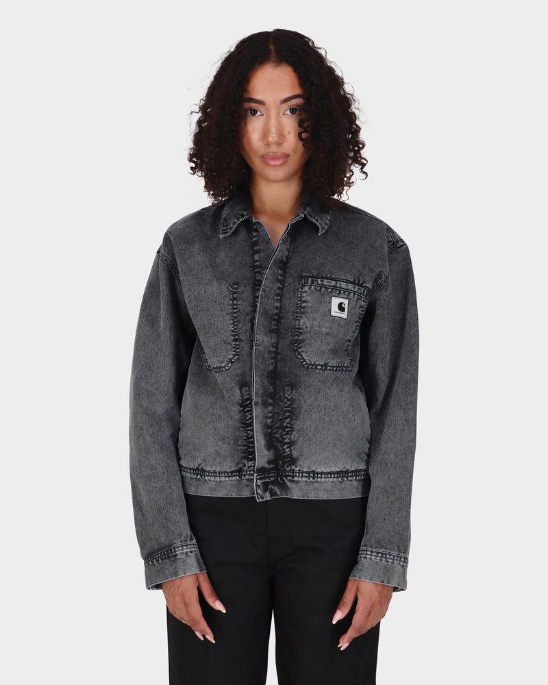Carhartt Carhartt W'Sonora Jacket Black Worn Washed
