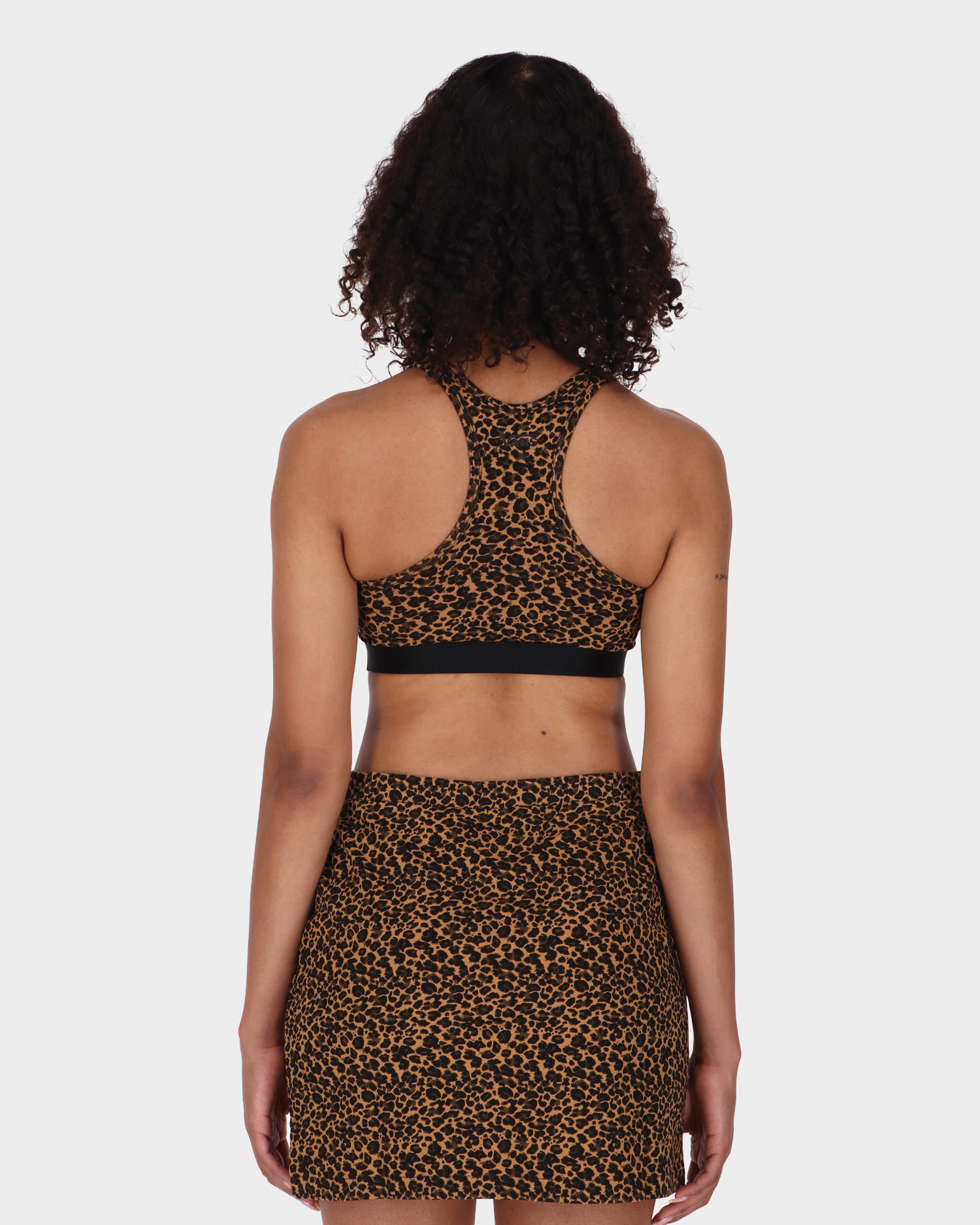 Vans Strauberry Leopard Top Cher Cheetah