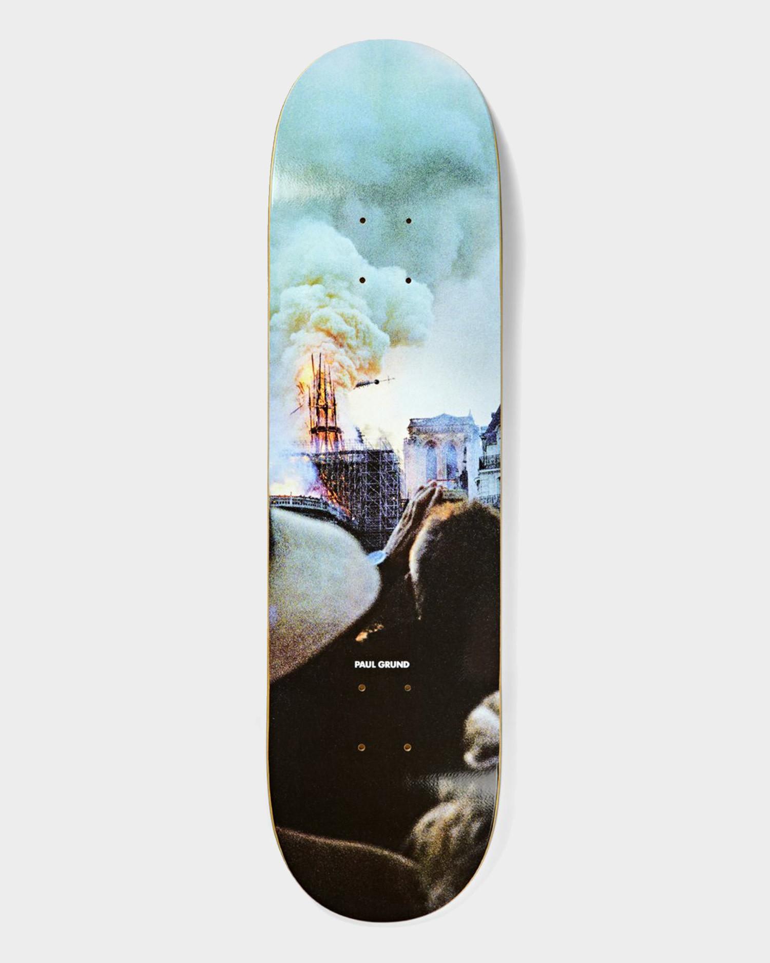 """Polar Deck Paul Grund Notre Dame 8.0"""""""