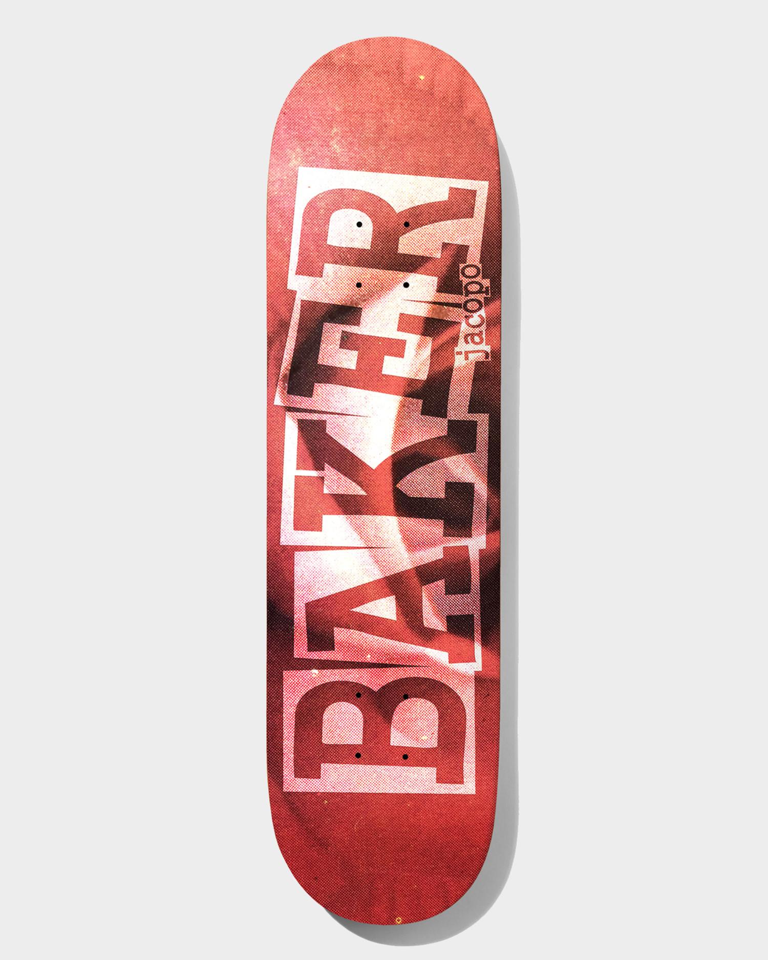 Baker Deck JC Ribbon Time Flies 8.38