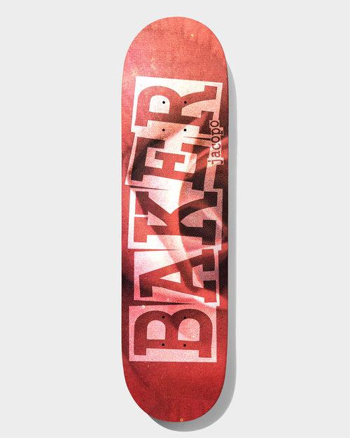 Baker Baker Deck JC Ribbon Time Flies 8.38