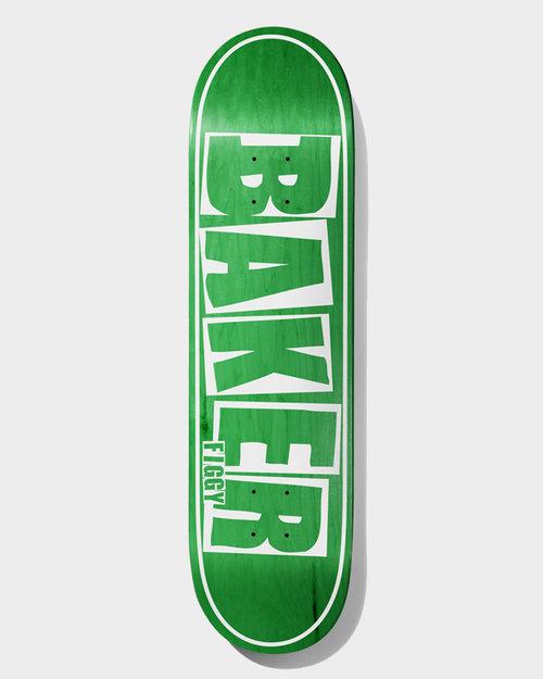 Baker Baker Deck JF Brand Name Green Veneer 8.25