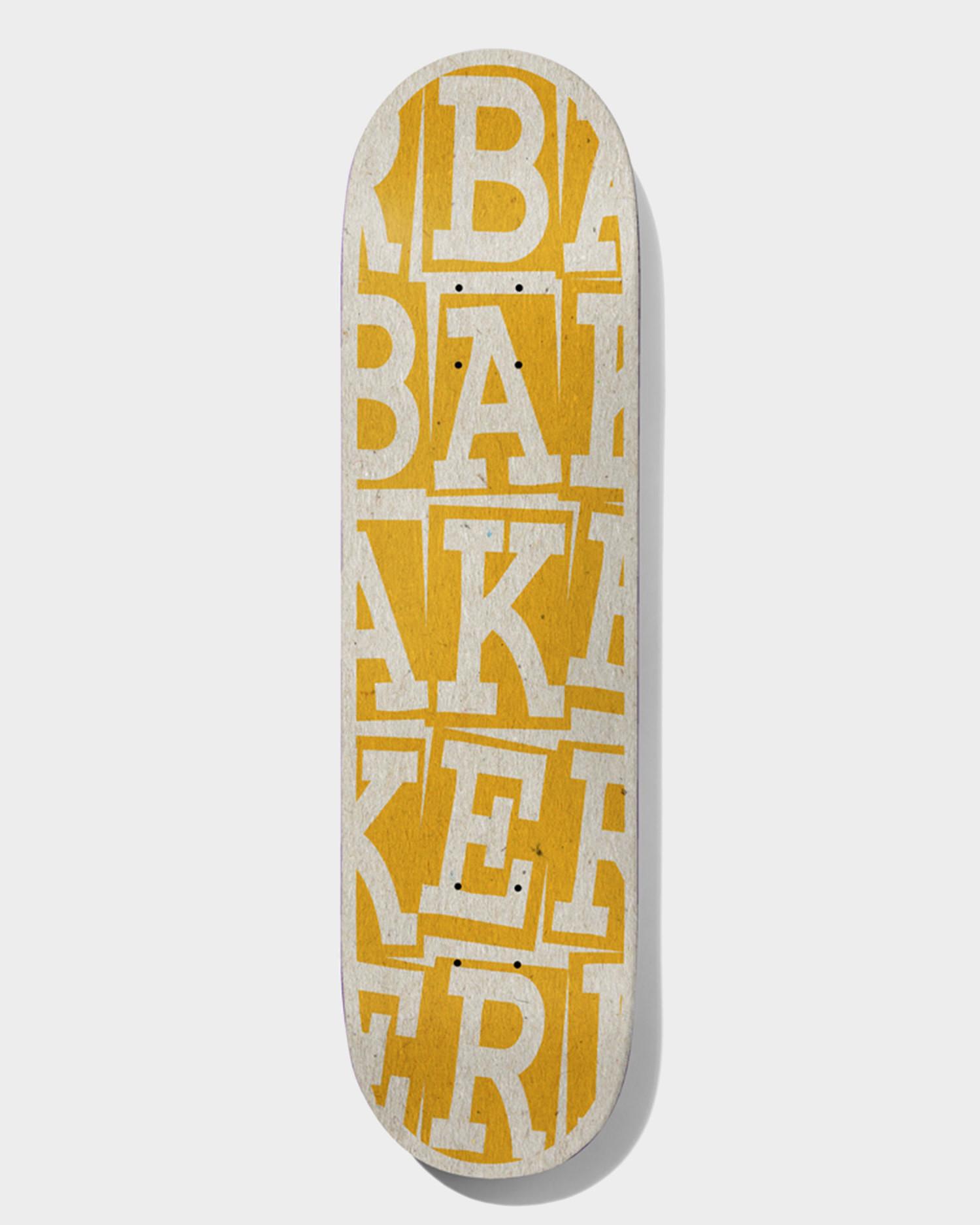 Baker Deck RH ribbon stack 8.25