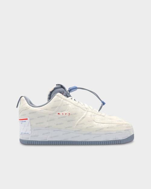 Nike Nike Air Force 1 Experimental White Ghost/Ashen Slate/Game Royal