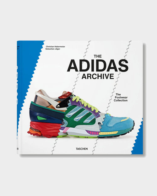 Adidas The adidas Archive /The Footwear Collection Book