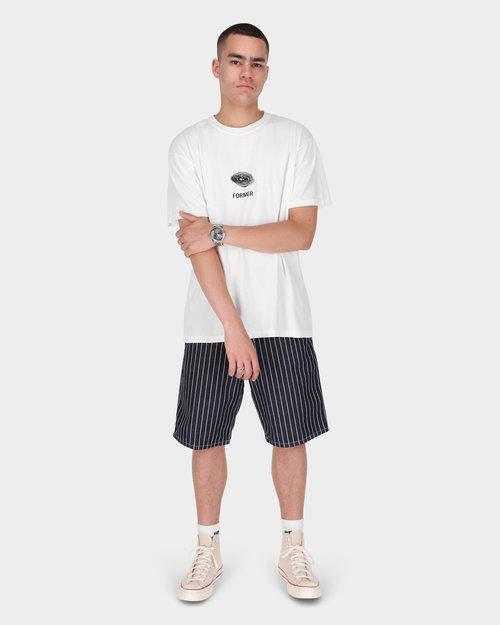 Carhartt Carhartt Trade Single Knee Shorts Dark Navy/Wax Rinsed