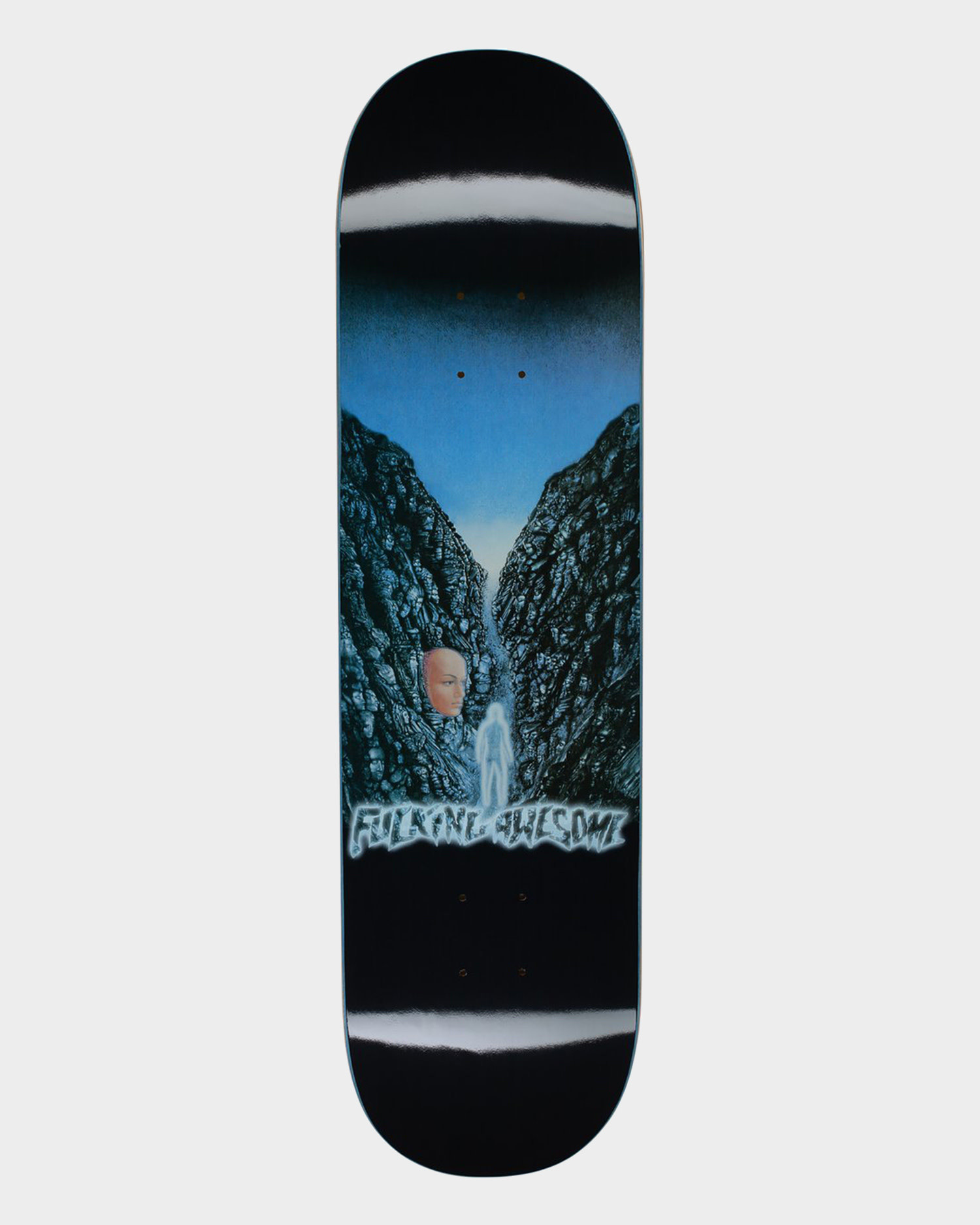 """Fucking Awesome Deck Vincent Waterfall 8"""""""