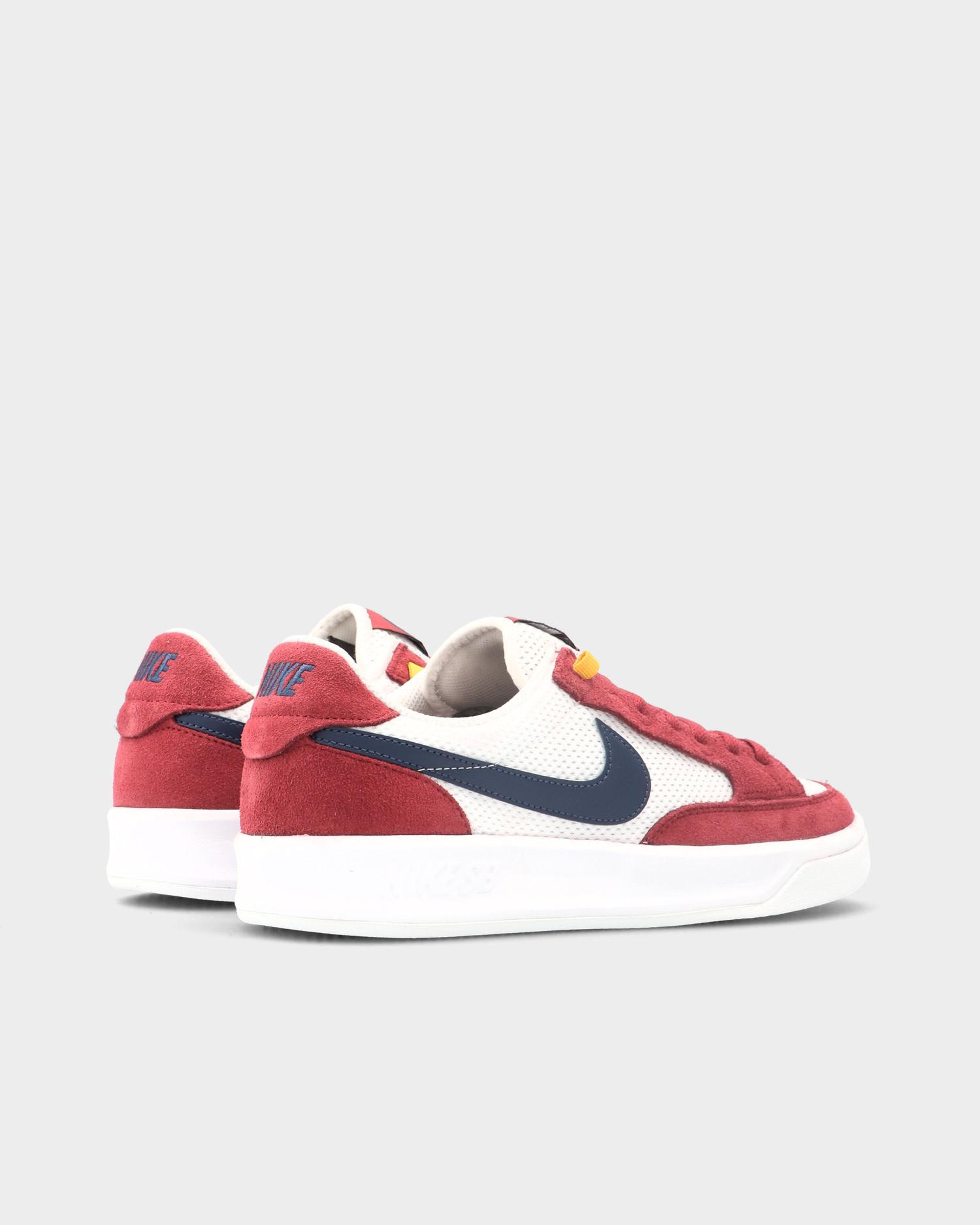Nike SB Adversary Pomegranate/midnight navy-pollen-white