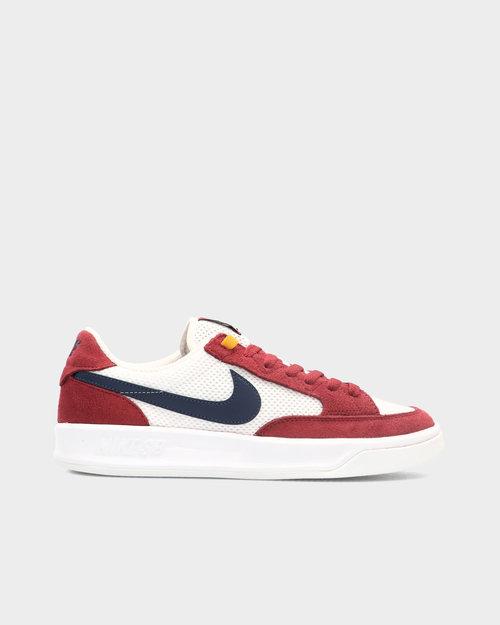 Nike Nike SB Adversary Pomegranate/midnight navy-pollen-white