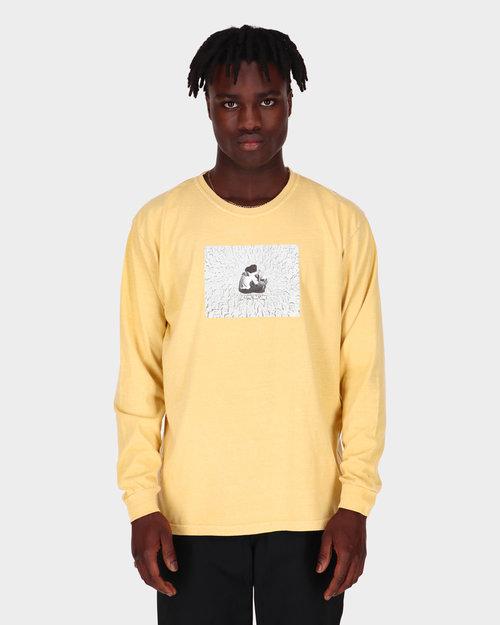 Fucking Awesome Fucking Awesome Face Embrace Longsleeve T-shirt Monarch