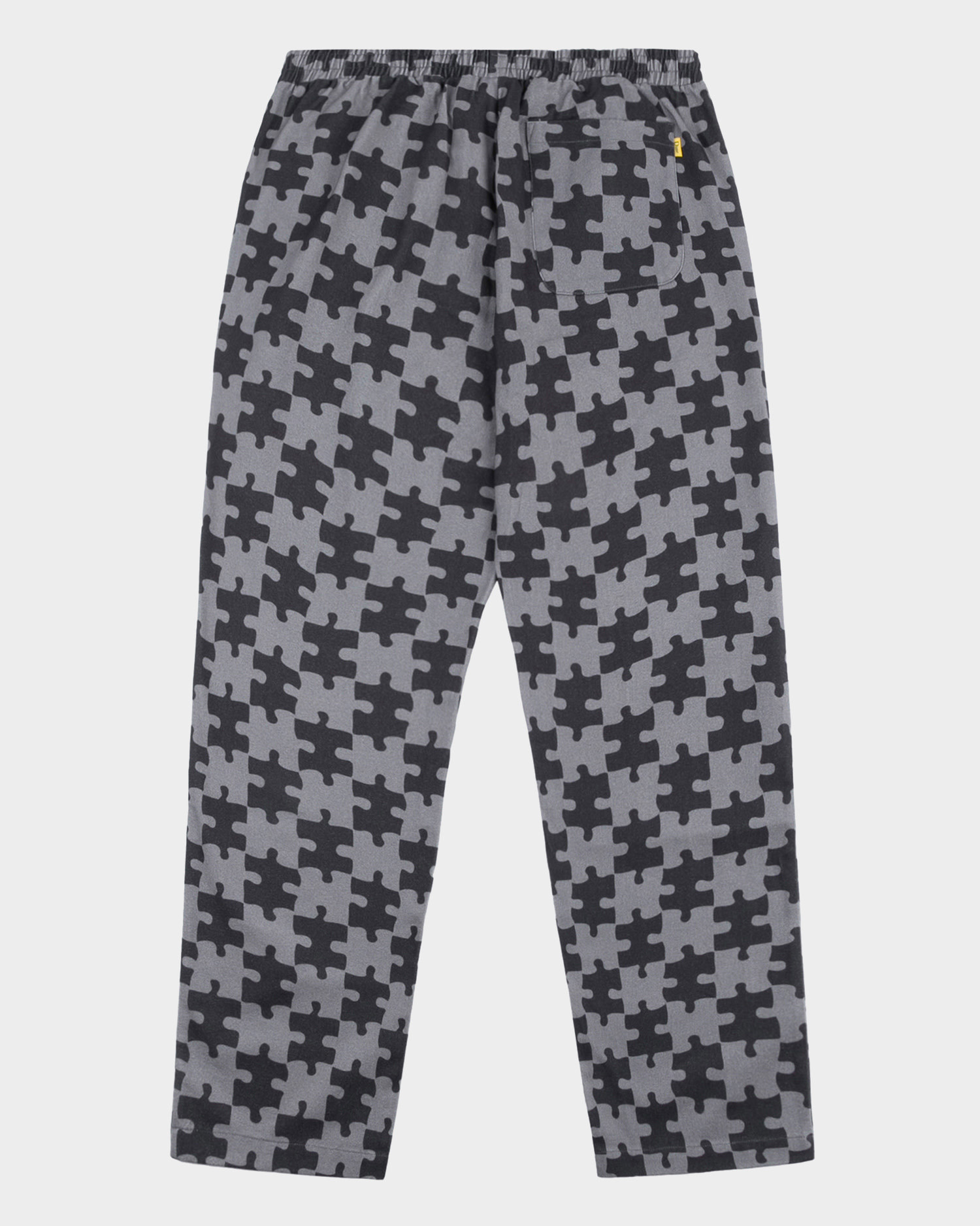 Dime Puzzle Twill Pants Charcoal