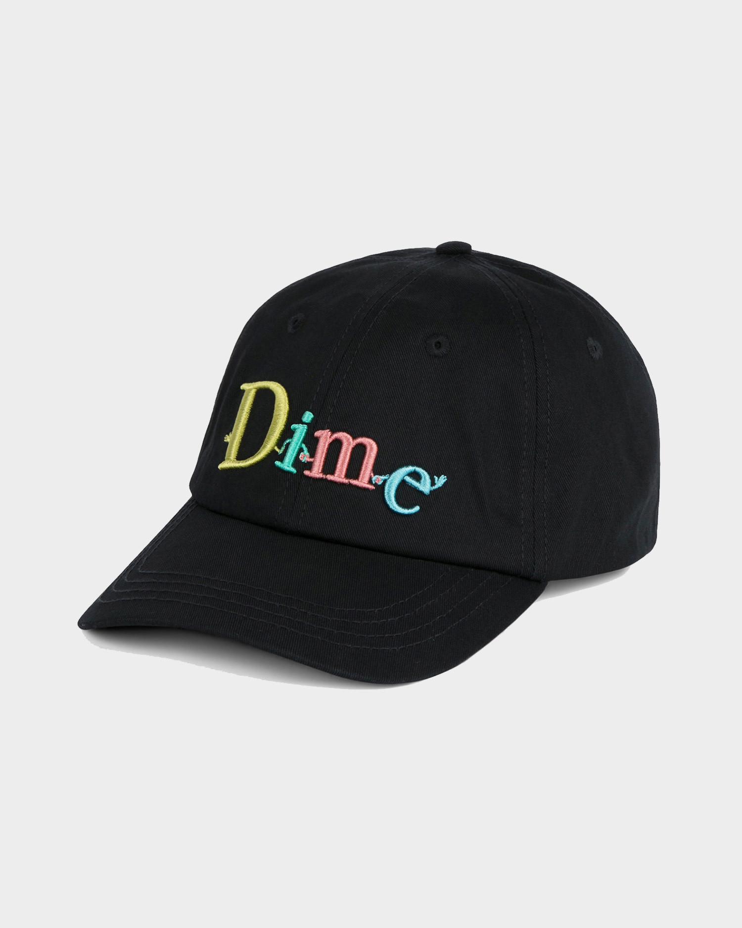 Dime Classic Friends Cap Black