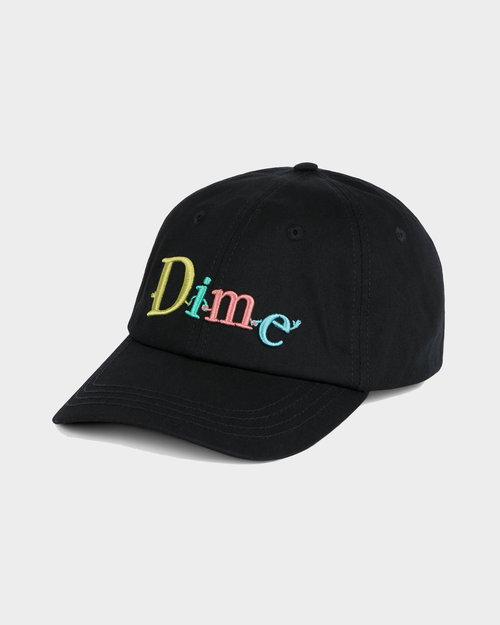 Dime Dime Classic Friends Cap Black