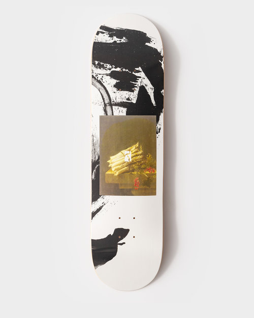 """Poetic Collective Poetic Collective Deck Half and Half #2 High Concave 8.25"""""""