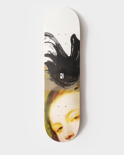 """Poetic Collective Poetic Collective Deck Half and Half #3 High Concave 8.5"""""""