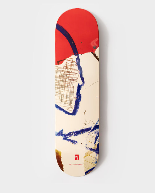 """Poetic Collective Poetic Collective Deck Collage #2 High Concave 8.125"""""""