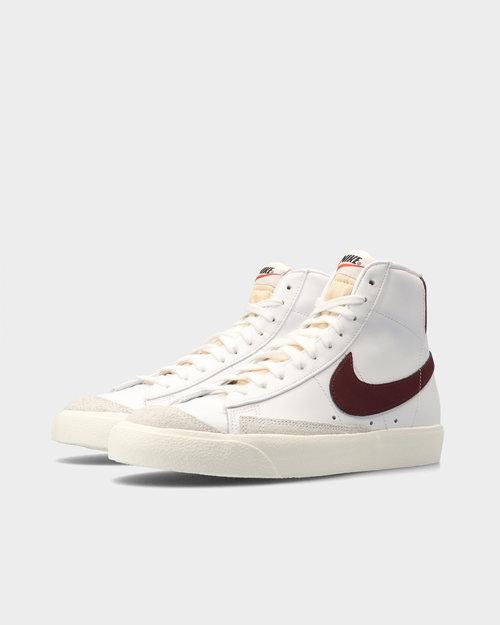 Nike Nike Blazer Mid '77 Vintage White/Team Red-White Sail