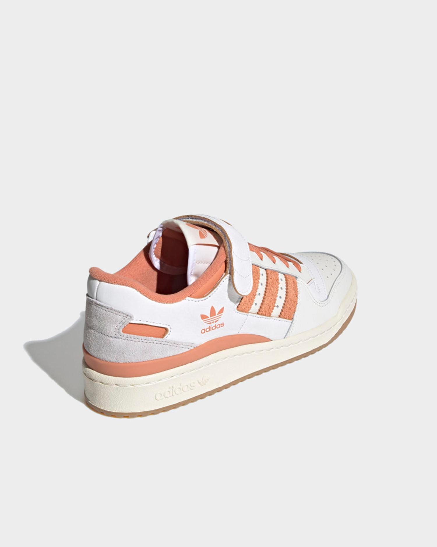 adidas Forum 84 Low White/Hazy Copper