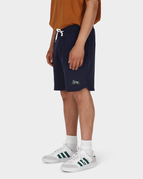 Dime Dime French Terry Shorts Navy