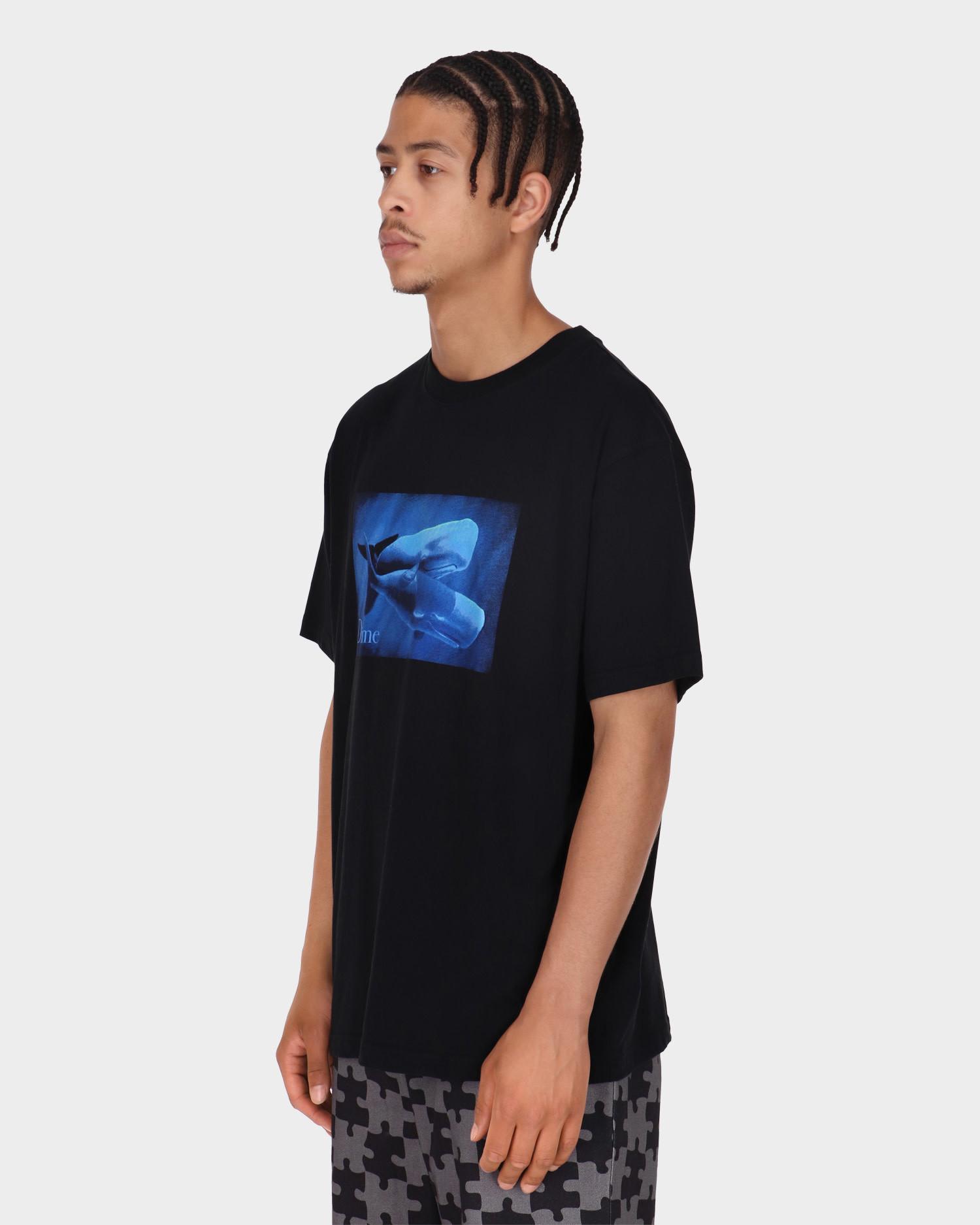 Dime Hug T-Shirt Black